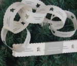 East of India Merry Christmas Paper Chains