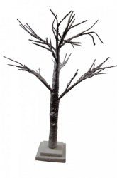 Gisela Graham Christmas Table Decoration - Rustic Tree