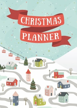 From You To Me Christmas Planner Organiser