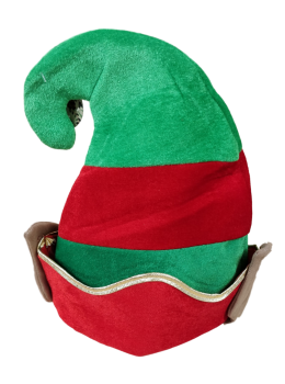 CGB Large Felt Novelty Christmas Elf Hat