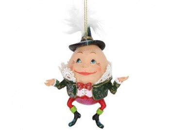 Gisela Graham Humpty Dumpty Christmas Decoration