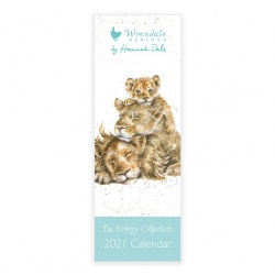 Wrendale Designs The Zoology Collection 2021 Calendar