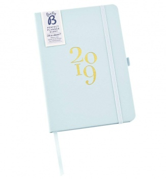Busy B Ladies Leatherette Perfect Planner Diary 2019