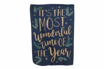 It's The Most Wonderful Time Of The Year Teatowel