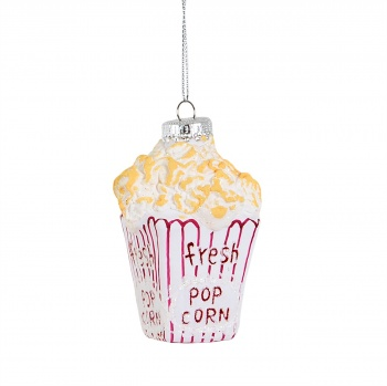 Fresh Popcorn Novelty Christmas Tree Decoration