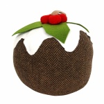 Gisela Graham Christmas Pudding Doorstop