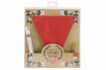 Create Your Own Christmas Bunting Kit