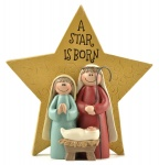 Heaven Sends A Star Is Born Christmas Decoration