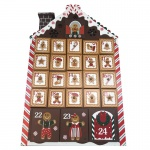 Heaven Sends Light Up Gingerbread House Christmas Advent Calendar
