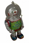 Gisela Graham Snowman Robot Collectable
