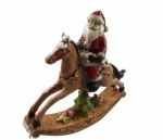 Gisela Graham Christmas Decoration Rocking Horse