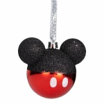 Disney Classic Mickey Mouse Christmas Bauble