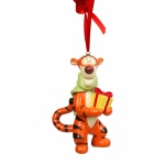 Widdop Gifts Resin Tigger Hanging Christmas Decoration
