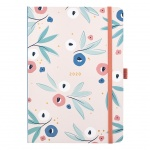 Busy B Floral Design Dual Schedule Busy Life Diary 2020