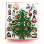 Gisela Graham Christmas Tree Music Box