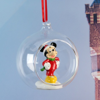 Disney Classic Mickey Mouse Christmas Tree Decoration